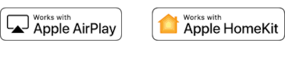 Logotipo de Apple AirPlay/Apple HomeKit