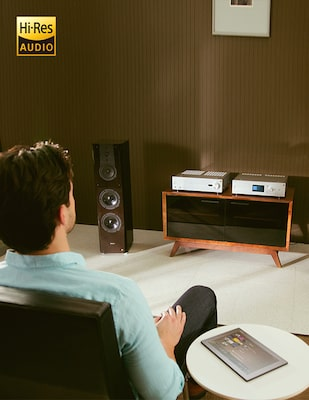 Reproductor de High-Resolution Audio