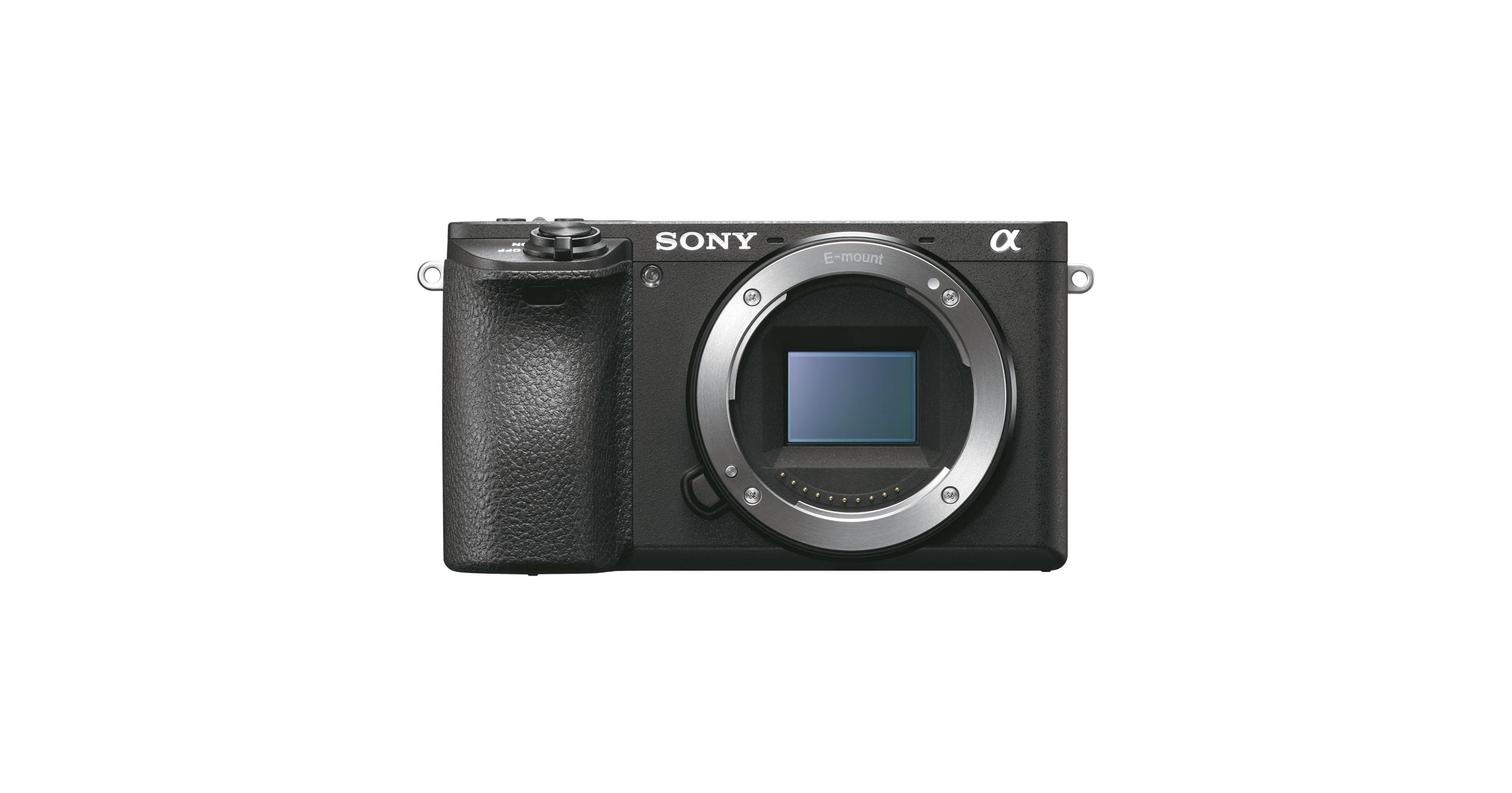 Especificaciones de ILCE-6500 / ILCE-6500M   Cámaras digitales   Sony CR